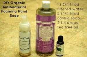 Jolene S Antibacterial Foaming Hand Soap Eco Friendly