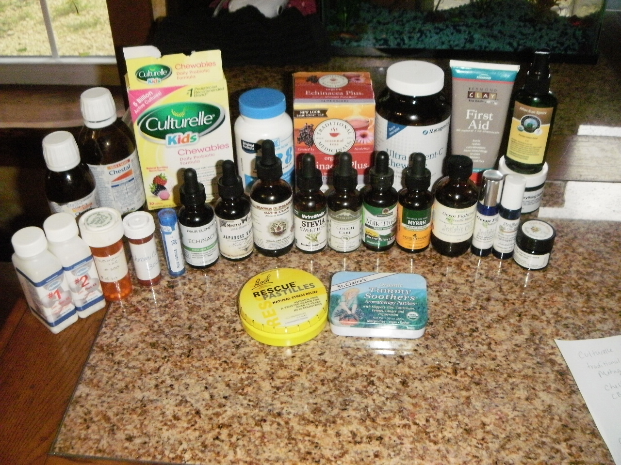 My Natural Remedy Collection